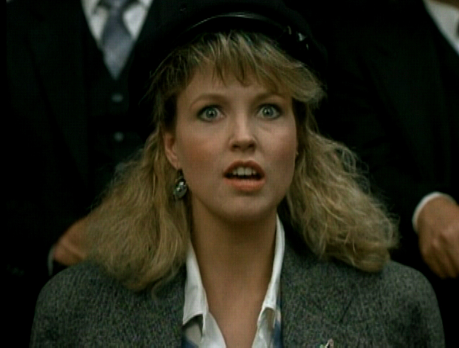 Watch Deborah Foreman video